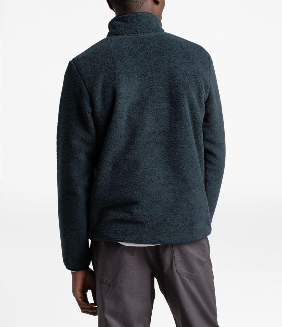 Men's Dunraven Sherpa ¼ Zip Sweatshirt-