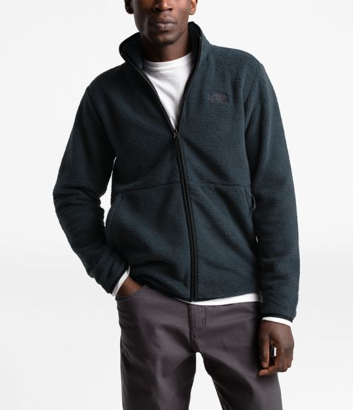 Men's Dunraven Sherpa Full-Zip Sweatshirt-
