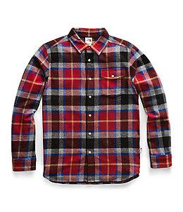 Camisa para hombre Arroyo franela de 8nXwk0OP