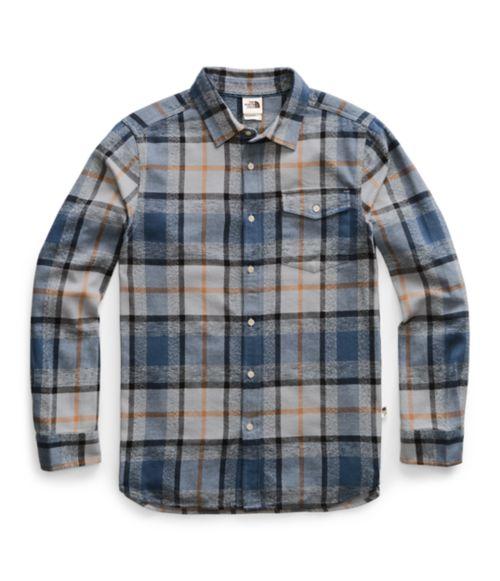 Chemise de flanelle Arroyo pour hommes-