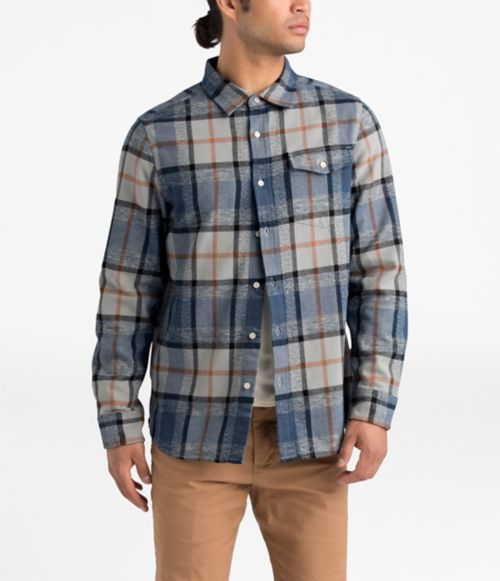 Men's Long-Sleeve Arroyo Flannel Shirt-