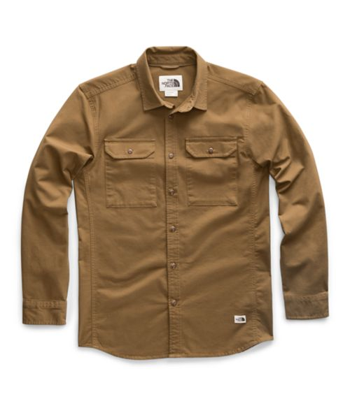 Men's Long-Sleeve Battlement Utility Shirt-