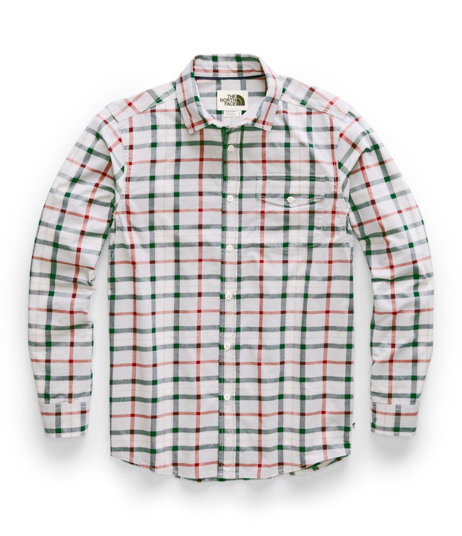 Men's Long-Sleeve Stayside Chamois Shirt-