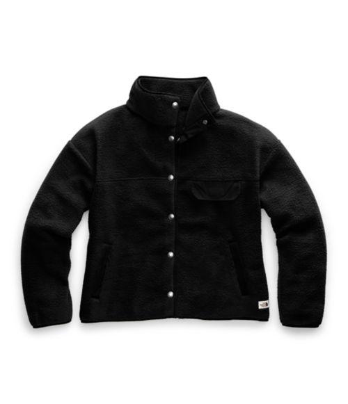 Manteau Cragmont en molleton pour femmes-