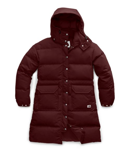 Women's Down Sierra Parka-