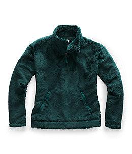 5109b2a67 Women's Furry Fleece Pullover