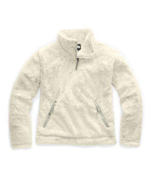 Women's Furry Fleece Pullover-