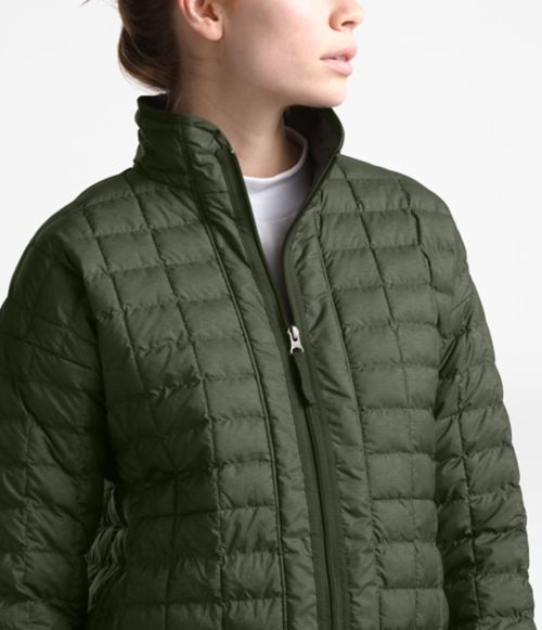 Women's ThermoBall™ Eco Long Jacket-