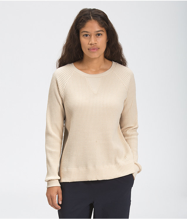 Women's Long-Sleeve Chabot Crew