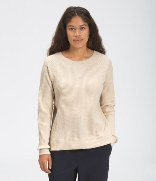 Women's Long-Sleeve Chabot Crew | The North Face