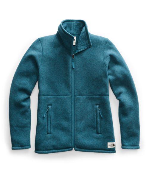 Women's Crescent Full-Zip Jacket-