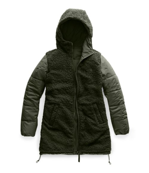 Women's Merriewood Reversible Parka-