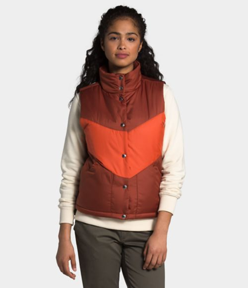 Women's Sylvester Vest   Free Shipping   The North Face