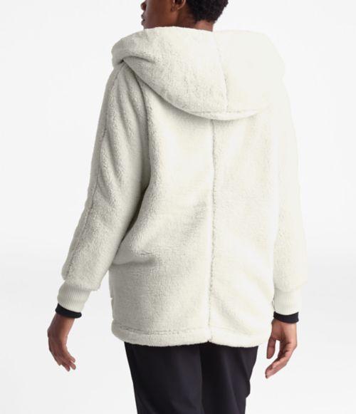Veste enveloppante Campshire en molleton pour femmes-