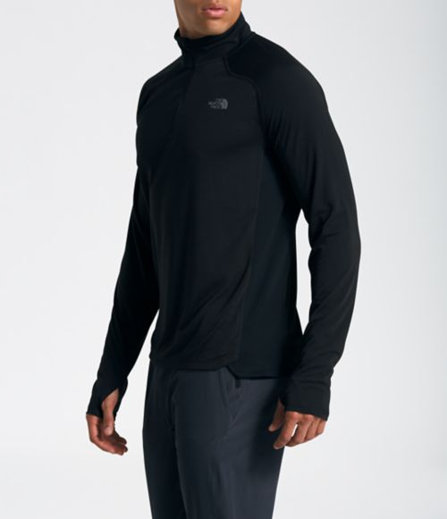 Men's Essential ¼ Zip Pullover-