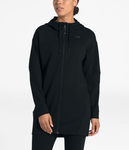 Women's Get Out There Long Full-Zip-
