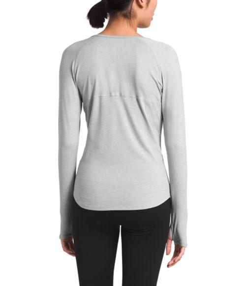 T-shirt à manches longues Essential pour femmes-