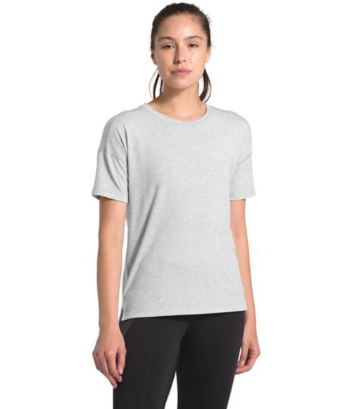 Women's Workout Short-Sleeve-