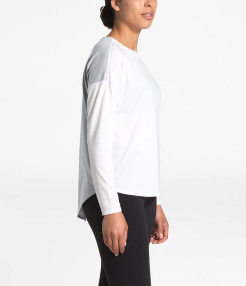 Women's Workout Novelty Long-Sleeve Tee-