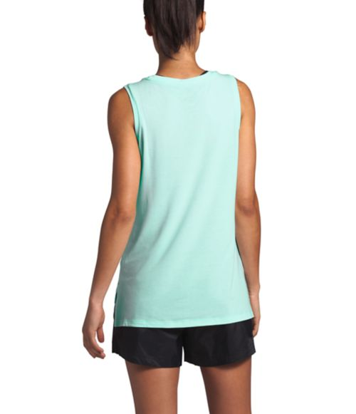 Women's Workout Muscle Tank-