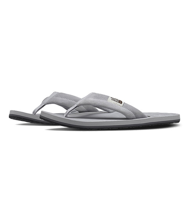 Men's Base Camp Leather Flip-Flop