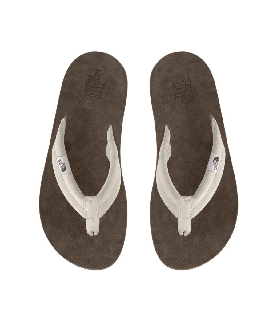 Women's Base Camp Leather Flip-Flop-