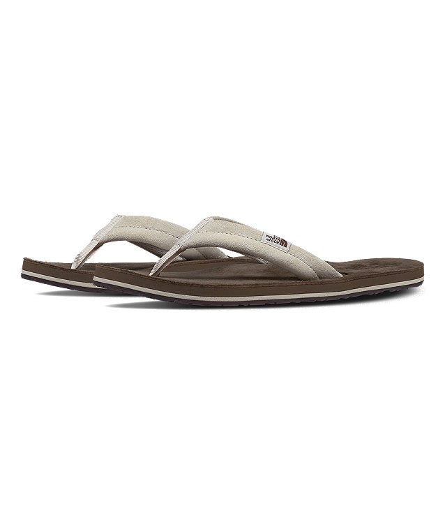Women's Base Camp Leather Flip-Flop