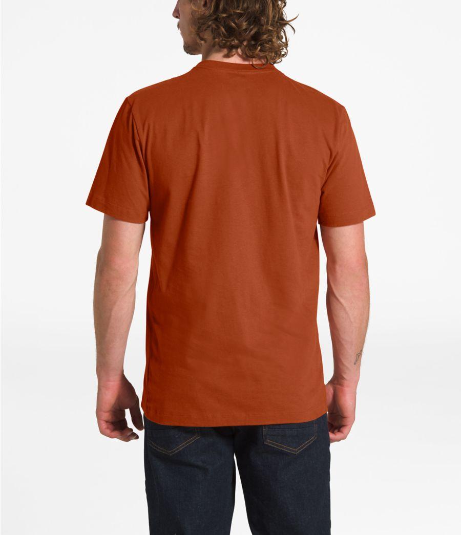 Men's Short-Sleeve Half Dome Tee-