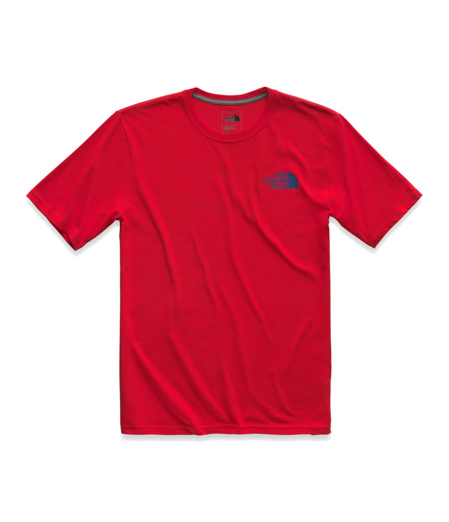 Short-Sleeve Meant to Climb English Tee-