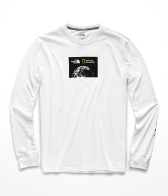 Men's Long Sleeve Bottle Source Limited Tee by The North Face