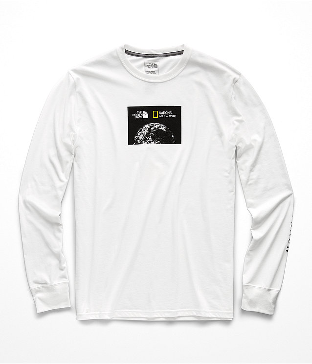 MEN'S LONG SLEEVE BOTTLE SOURCE LIMITED TEE
