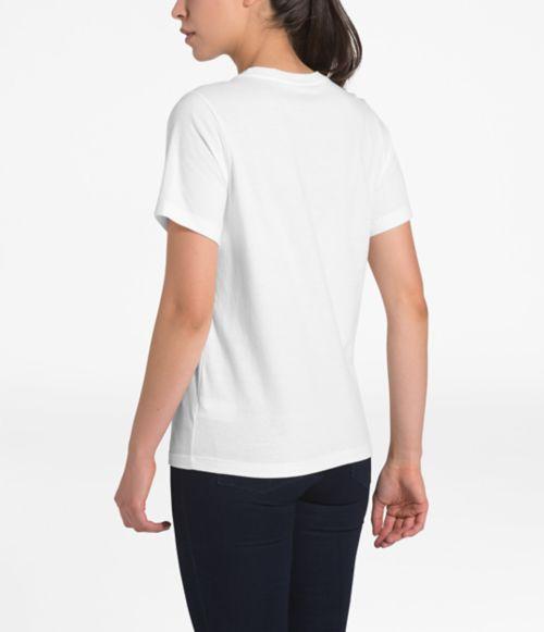 T-shirt Half Dome pour femmes-