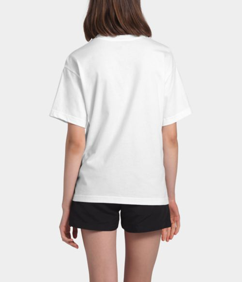 Women's Short Sleeve Relaxed Pocket Tee-