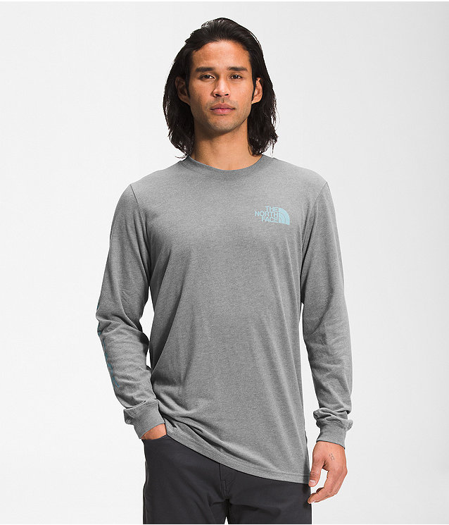 Men's TNF™ Long Sleeve Hit Tee