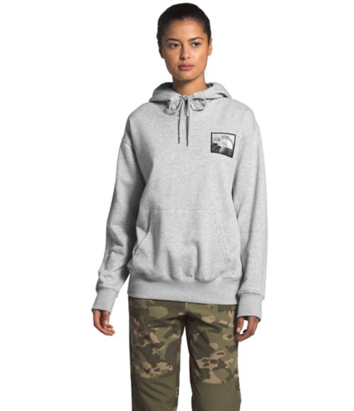 Women's Patch Ideals Pullover Hoodie-