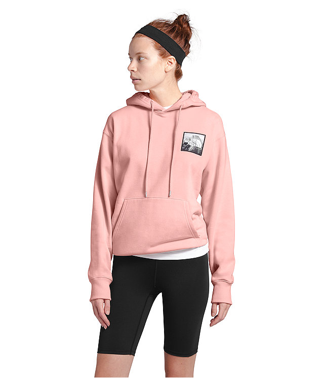 Women's Patch Ideals Pullover Hoodie