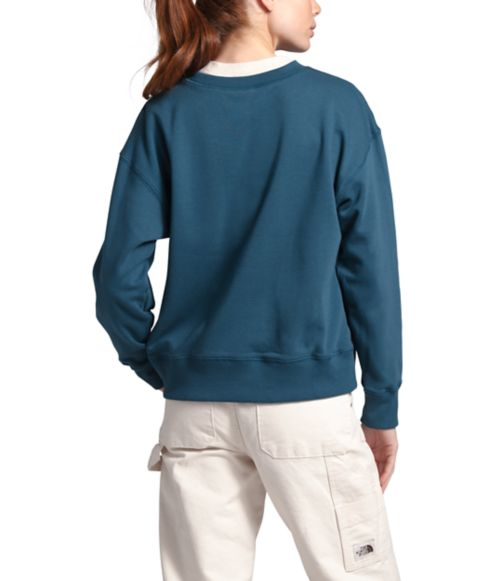 Women's Parks Slightly Cropped Crew-