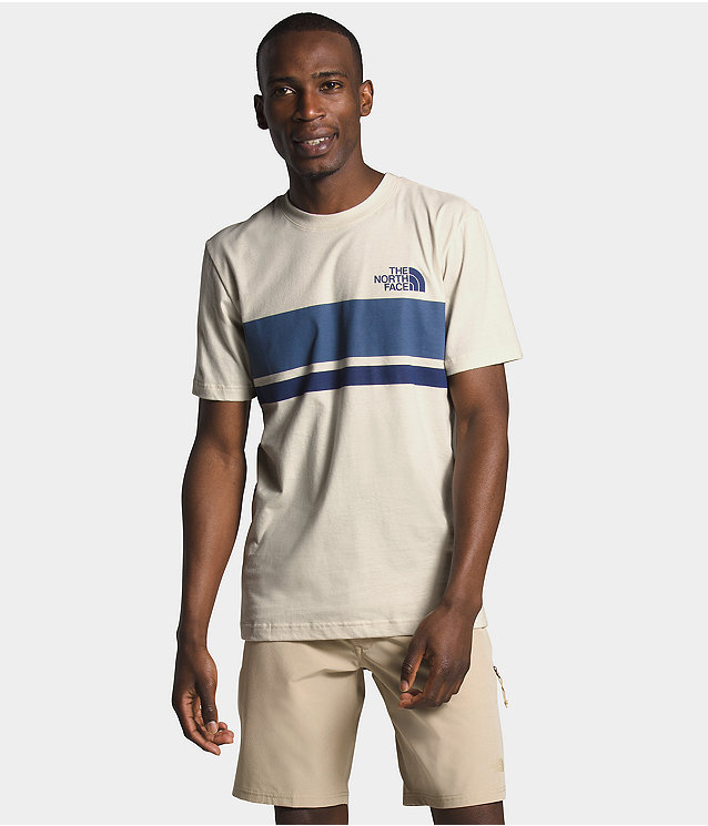 Men's S/S Horizon Lines Tee
