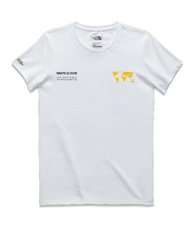 WOMENS SHORT SLEEVE FIND SOURCE TEE