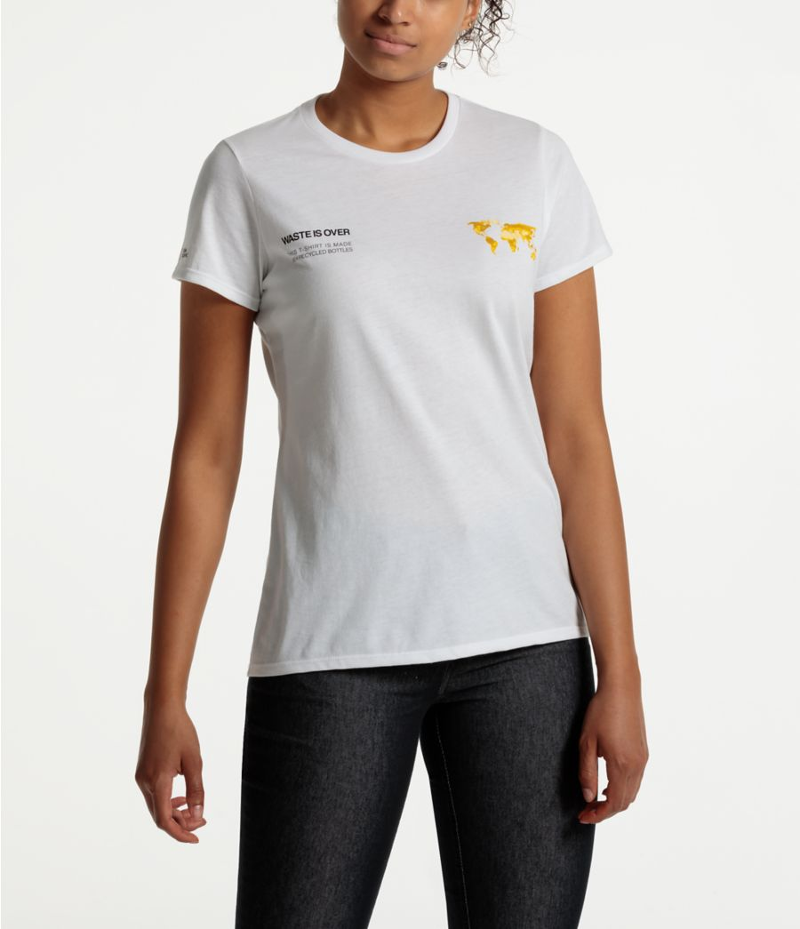 WOMENS SHORT SLEEVE FIND SOURCE TEE-