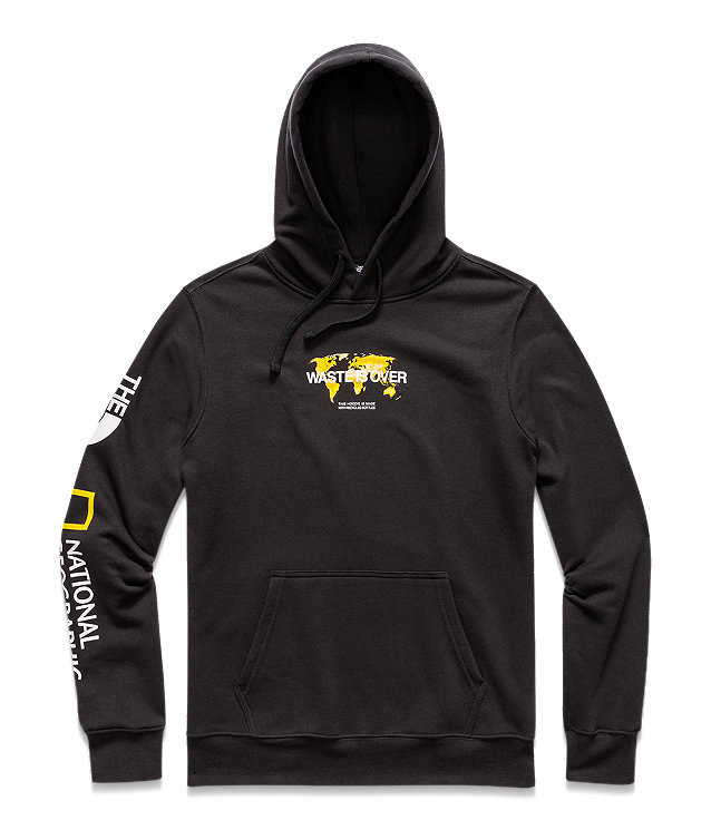 MENS FIND SOURCE PULLOVER HOODIE