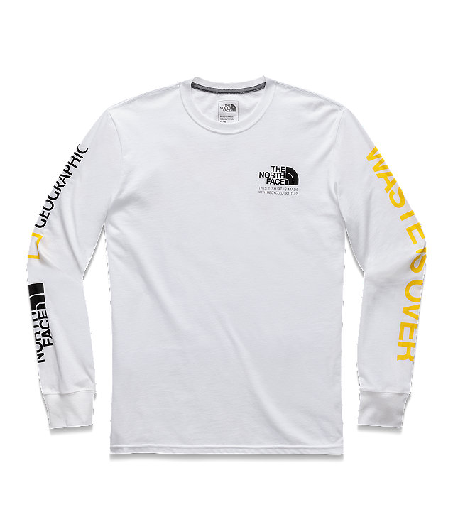 MENS LONG SLEEVE FIND SOURCE TEE