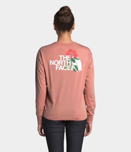 Women's Long Sleeve Himalayan Bottle Source Tee   The North Face