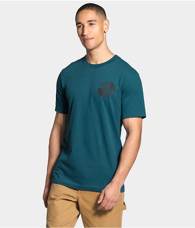 Men's Short Sleeve Double Dome Tee