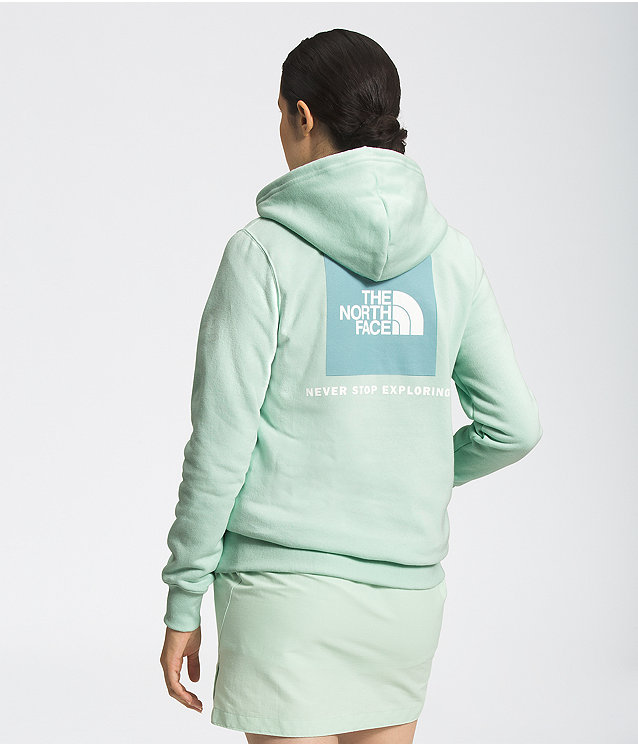 Women's Box NSE Pullover Hoodie