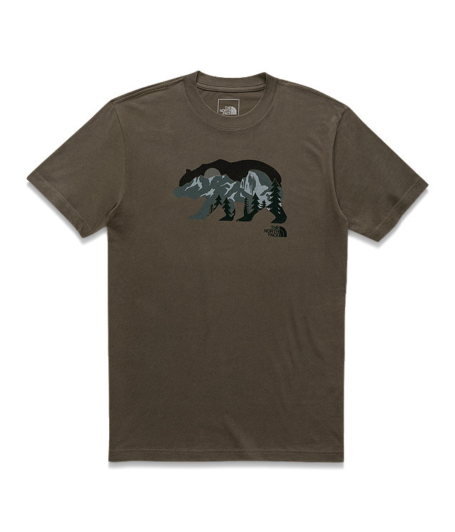 Men's Short Sleeve Bearscape Tee