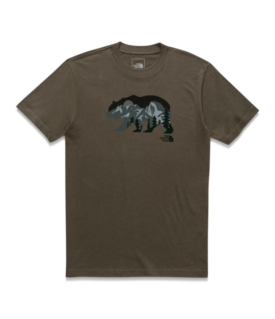 Men's Short Sleeve Bearscape Tee-