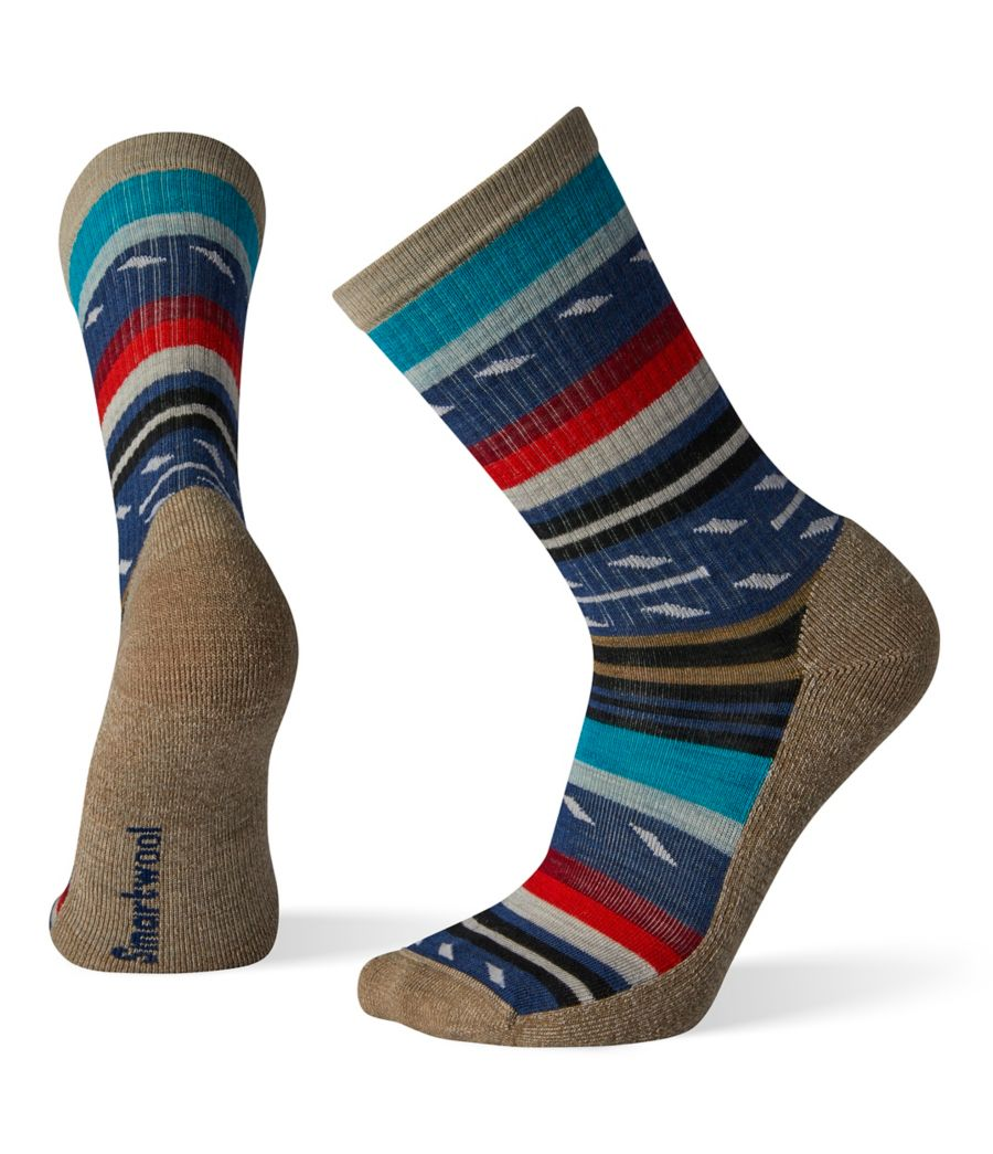 Smartwool Hike Light Margarita Crew Socks-