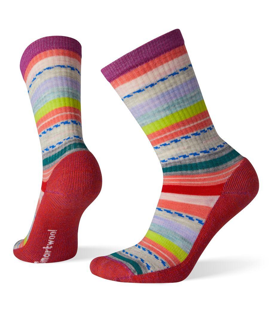 Smartwool Women's Hike Light Margarita Crew Socks-