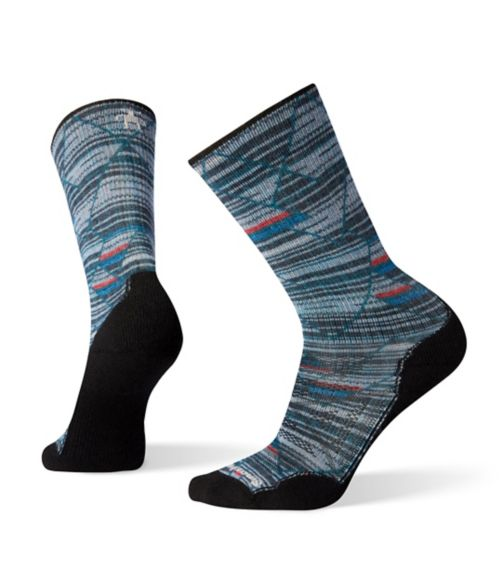 Smartwool PhD® Outdoor Light Print Crew | The North Face